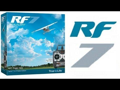 Hobbico / GreatPlanes REALFLIGHT 7  Simulator Full Review & Demonstration
