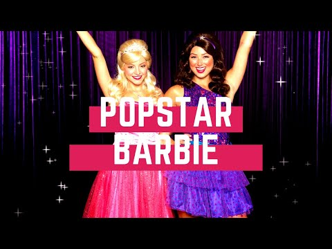 Pop Star Barbie Birthday Party Characters Orange County Los Angeles and Inland Empire