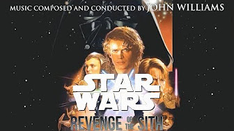 Star Wars Episode Iii Revenge Of The Sith Original Motion Picture Soundtrack By John Williams Youtube