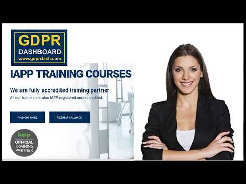 CIPPE & CIPM Training Courses
