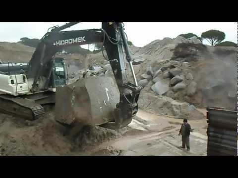Granit Blok Yükleme 1