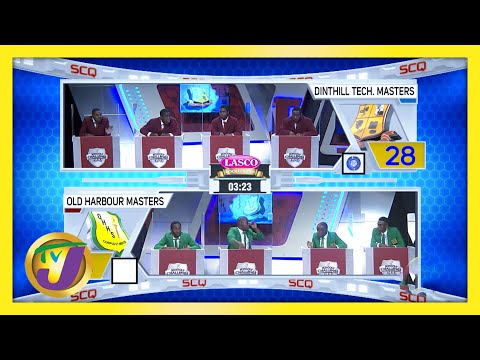 Dinthill Technical Master vs Old Harbour Masters | TVJ SCQ 2021