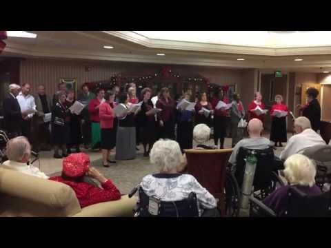 Christmas Carols the Choir at the Towers