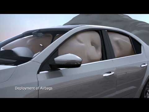 SKODA Octavia - Safety and Protection