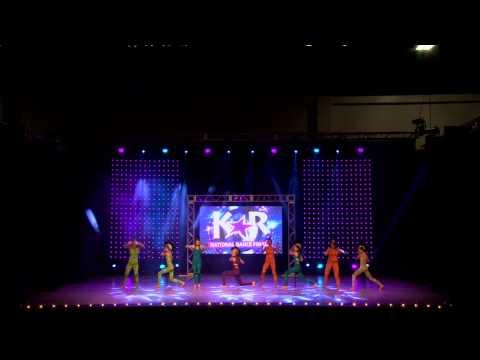 Gecko - Cincy Dance Studio - National Champions 2015