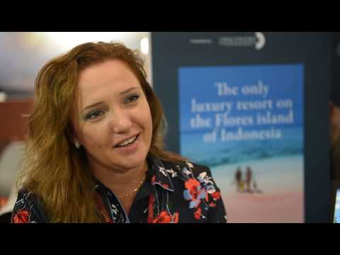 Anna Karas, director of public relations, Ayana Resorts