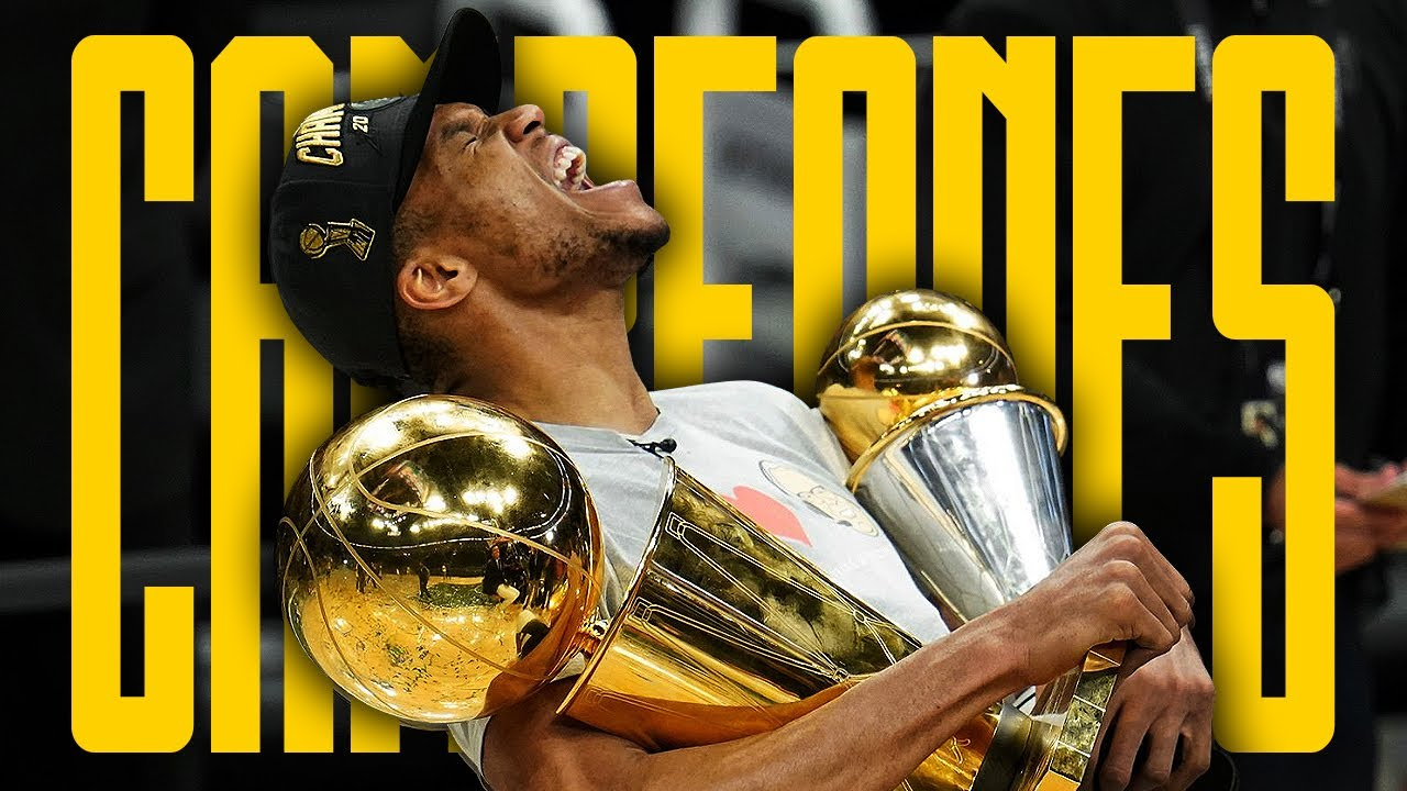 ¡50 PUNTOS DE GIANNIS PARA GANAR LA NBA!