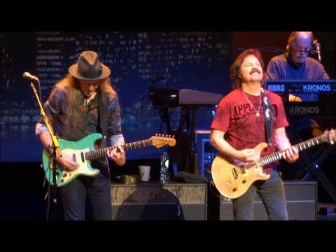 the Doobie Brothers live 2017 11 09 Bruxelles Forest National