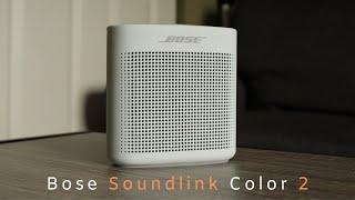 Bose Soundlink Color 2 - REVIEW