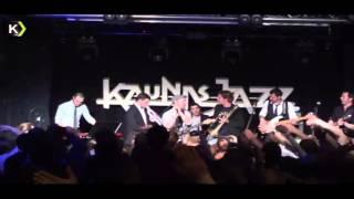 Kaunas Jazz 2013 - Malted Milk koncertas COMBO - 3