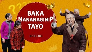"Maikling Dula | ""Baka Nananaginip Tayo"" | Can We Enter the Kingdom of Heaven Through Hard Work?"
