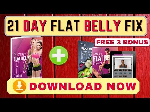 21-day-flat-belly-fix-reviews-pdf-download---flat-belly-fix-review,-21-day-belly-fat-tea-recipe