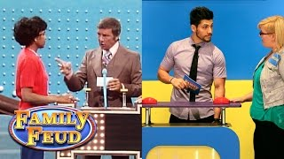 Give A Slang Name For Policeman - Family Feud Flashback