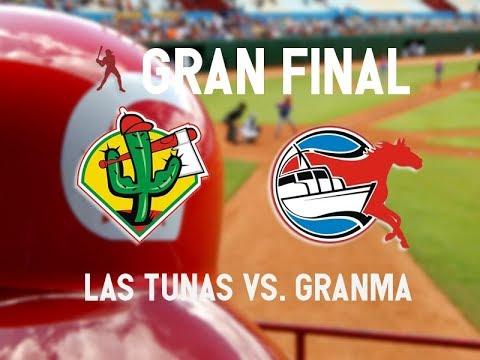 (En vivo) 5to Juego  Las Tunas vs Granma  Finales  En el Martires de Barbados