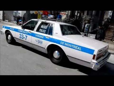 awesome 1990 chevy caprice montreal police car 03 18 18 youtube awesome 1990 chevy caprice montreal police car 03 18 18