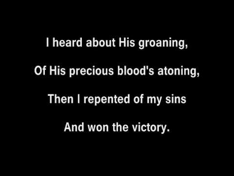 Victory In Jesus - Travis Cottrell lyrics