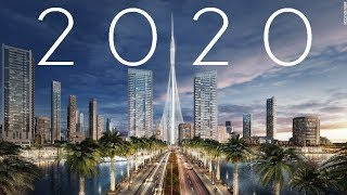 Gambar cover Top 15 : World Tallest Buildings in 2020 - 1080p HD