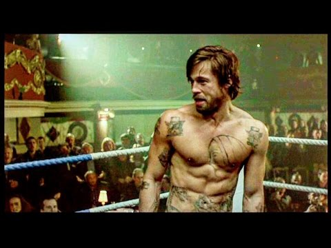 Brad pitt workout for snatch