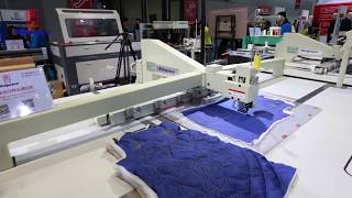 Richpeace Auto Single Head Sewing Machine for down jacket