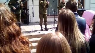 концерт на 9 мая в Новосибирске Первомайский сквер 2017