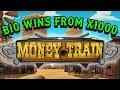 MONEY TRAIN , AZTEC GOLD MEGAWAYS , MYSTERY MUSEUM !!! Big wins from X1000 , Online casino bonus...
