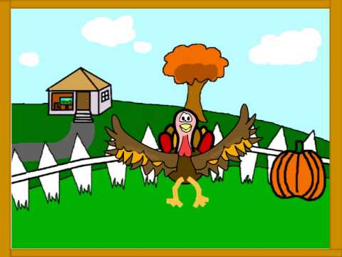 Animated thanksgiving greeting youtube animated thanksgiving greeting m4hsunfo