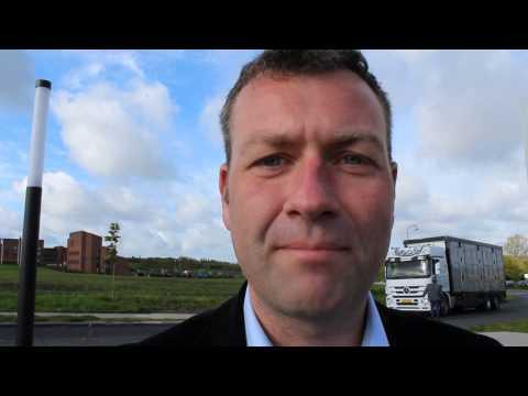 Direktør for Bæredygtigt Landbrug Bjarne Nigaard forud for gødningsretssag