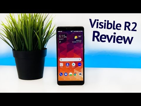 Visible R2 Designed by ZTE - Complete Review!