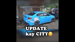 Update on my Honda City