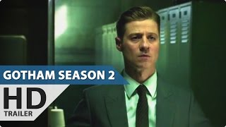 Gotham Season 2 - Teaser Trailer (2015) The Joker, Penguin