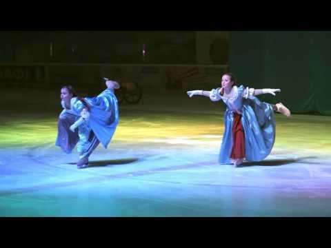 Детский шоу-балет на льду \