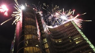 New Year's eve Party in the Hotel Rafayel London