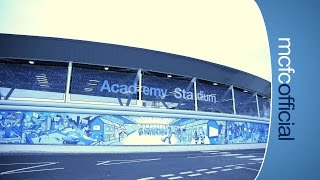 City in the Community mural - 'The Football Effect'