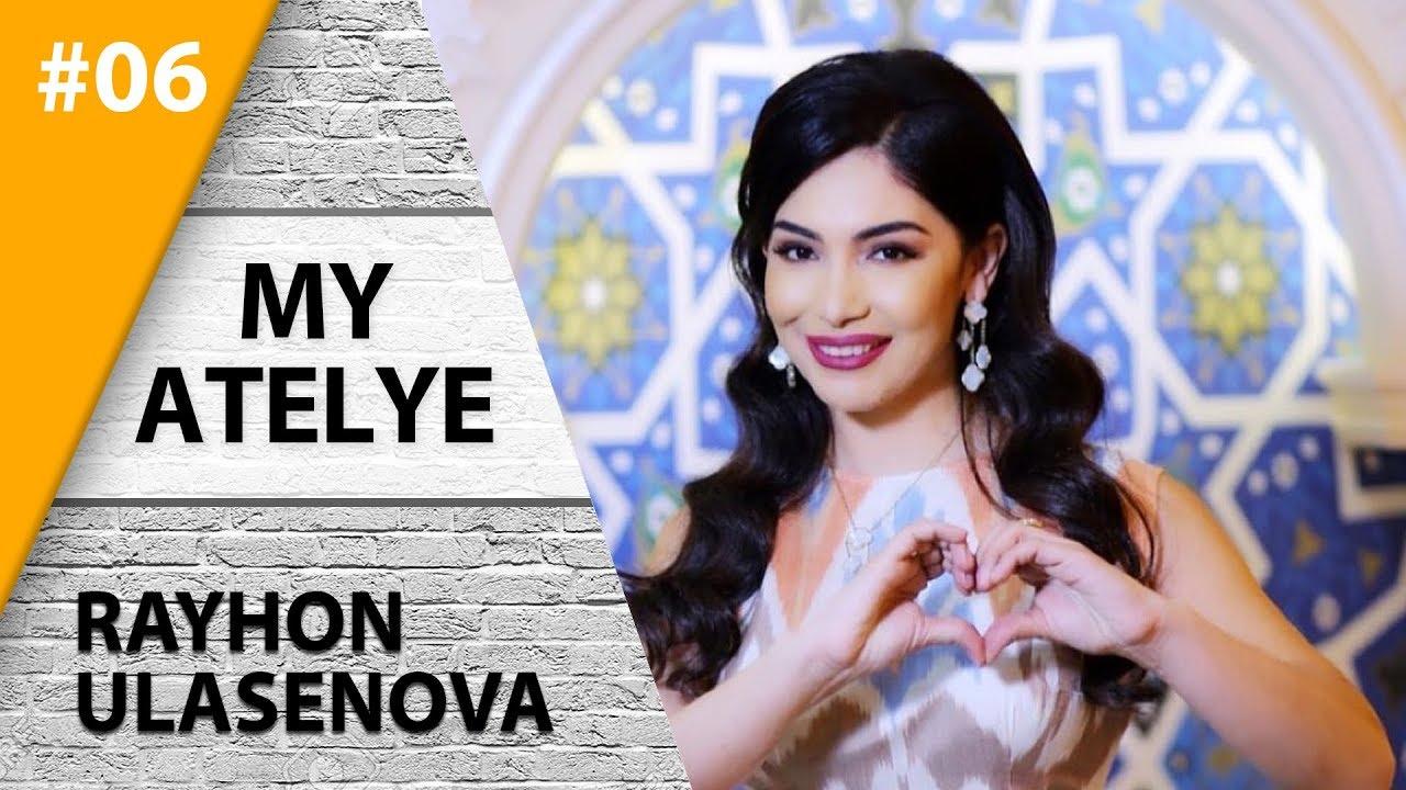 My Atelye 6-son  Rayxon Ulasenova (10.08.2019)