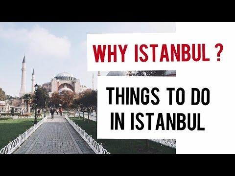 為什麼這輩子一定要來伊斯坦堡旅行?│ Neden Istanbul?
