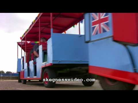 Skegness Land Train Seaside Special