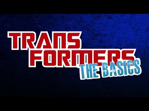 TRANSFORMERS: THE BASICS trailer 2019