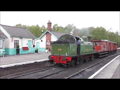 North York Moors Railway Spring Steam Gala 5 May 2014