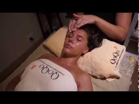 Gezichtsmassage bij QoQo Massage