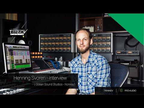 Trinnov Audio Pro User: Ocean Sound Recordings