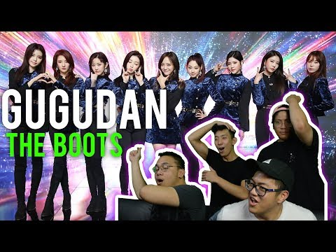 구구단 GUGUDAN put on \