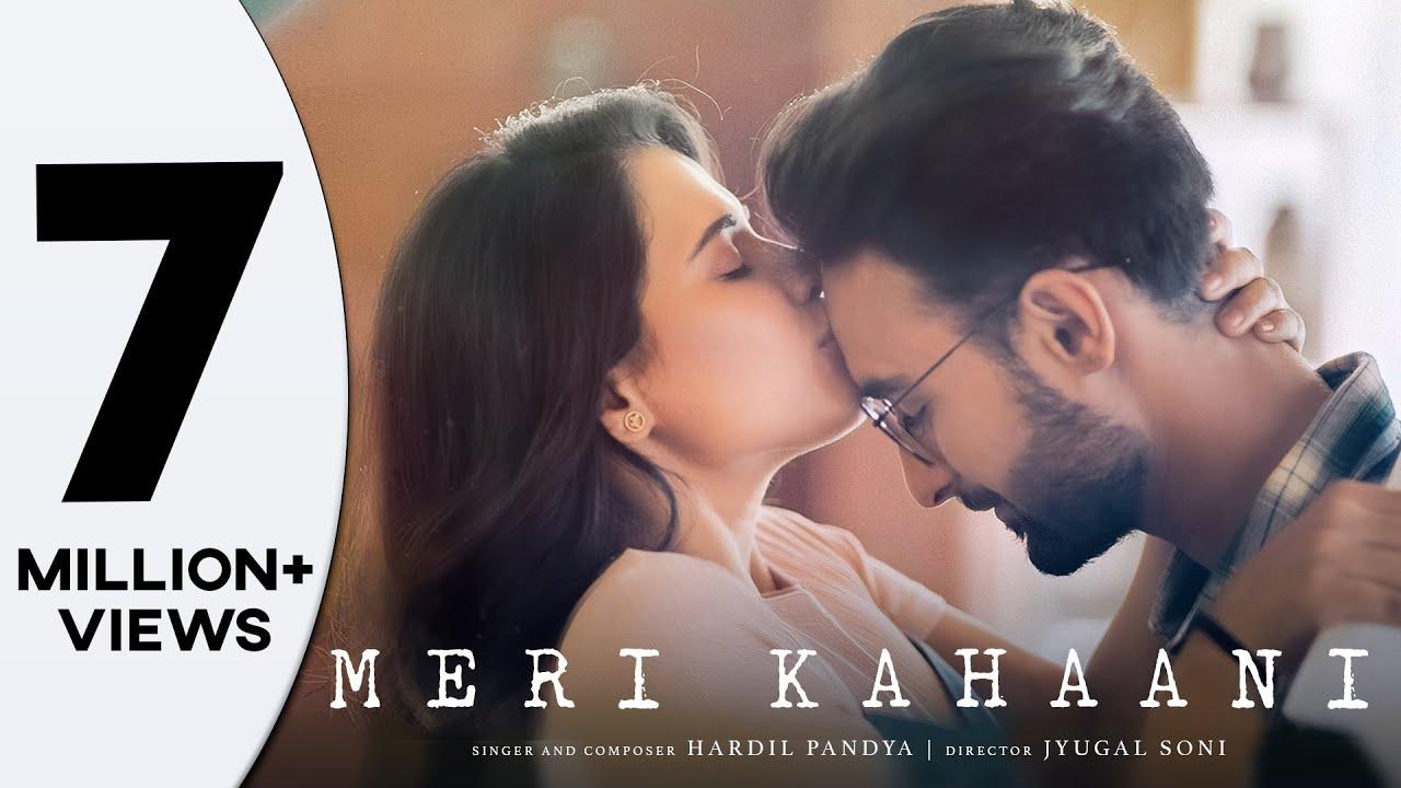 Download Meri Kahaani - Hardil Pandya | Official Music Video | New Hindi Song 2021