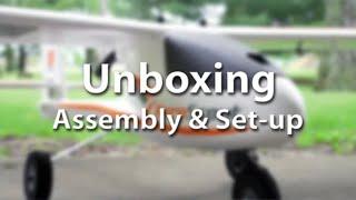 Load Video 3:  HobbyZone AeroScout S 1.1m RTF