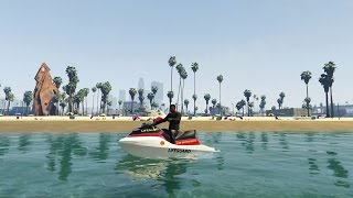 GTA 5 (PC) - Grand Theft Auto V - Rage Engine Summer Feeling - MRGV