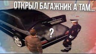 Мент в багажнике , паспорт по доверенности и  всяческие приколы с  тупыми ментами Приднестровья .