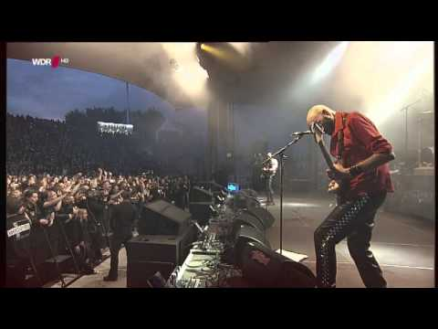 VENOM - 03.Bloodlust / Black Flame (Of Satan) Live @ Rock Hard Festival 2015 HD AC3