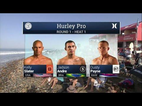 2015 Hurley Pro At Trestles: R1, H1 Recap