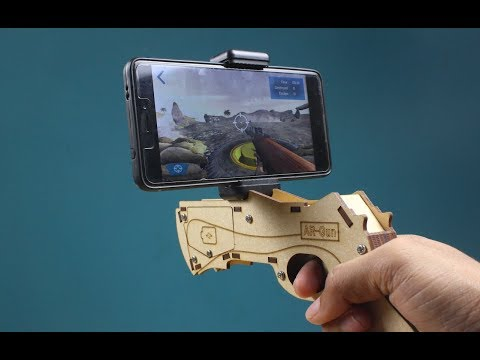 Play Games In 360 Using AR GUN | MOST SATISFYING GAME YOU HAVE'NT SEEN BEFORE