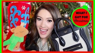 WHAT I GOT FOR CHRISTMAS! | Blair Fowler Thumbnail
