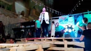 النجم احمد الصغير فرح الهرم